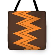 Moveonart Electricorange Tote Bag