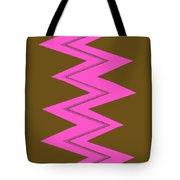 Moveonart Electricpink Tote Bag