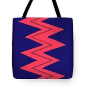 Moveonart Electricred Tote Bag
