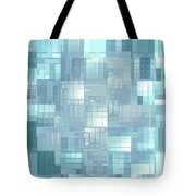 Moveonart Energy Efficient Urban Development Tote Bag