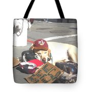 Moveonart Everyday In Sf 1 Tote Bag