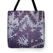 Moveonart Ex Communicated Tote Bag