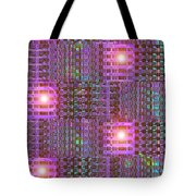 Moveonart Eye And Light Engagement One Tote Bag