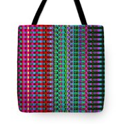 Moveonart Eye Color Therapy One Tote Bag