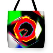 Moveonart Getting In Touch Tote Bag