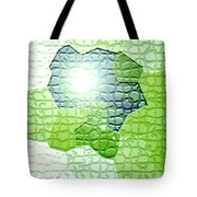 Moveonart Going Green Is Good Tote Bag