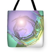 Moveonart Good Consciousness For The World Tote Bag