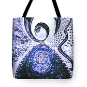 Moveonart Gothic Gertrude 1  Tote Bag
