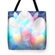 Moveonart Great Ideas About To Hatch Three Tote Bag