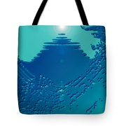 Moveonart Green Memories One Tote Bag