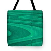 Moveonart Green Pathways 1 Tote Bag