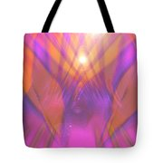 Moveonart I Surrender Two Tote Bag