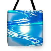 Moveonart Impressive Wave Of Renewal Coming Tote Bag