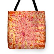 Moveonart Intense Indian Fire Chant Tote Bag
