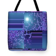 Moveonart Inter Dimensional Shift One Tote Bag