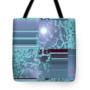 Moveonart Inter Dimensional Shift Three Tote Bag
