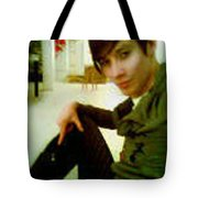 Moveonart Jacob In His Gallery Tote Bag
