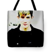 Moveonart Jacob In Paris Tote Bag
