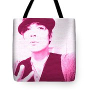 Moveonart Jacob Pink  Tote Bag