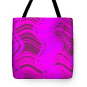 Moveonart Joyful Song Waves Forming  Tote Bag