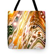 Moveonart Letting Go Three Tote Bag