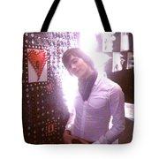 Moveonart Light Love Peace Art 2 Tote Bag