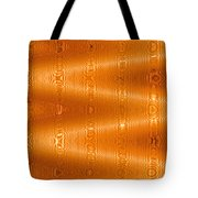 Moveonart Movement In Orange Tote Bag