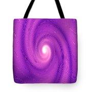 Moveonart Movement In Purple 2 Tote Bag