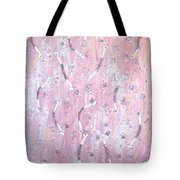 Moveonart Music And Art Connection Pink Tote Bag