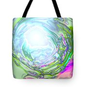 Moveonart New Possiblity Tote Bag