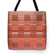 Moveonart Orange Program Seven Tote Bag