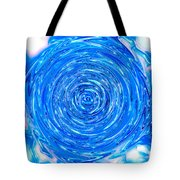 Moveonart Peace Renewal Planet Earth Tote Bag