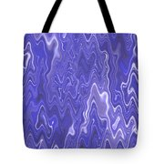 Moveonart Peaceful Interactive Visual Therapy 2 Tote Bag