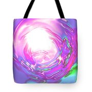 Moveonart Peacefully Focus Tote Bag