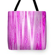 Moveonart Pink Dream Frequency Tote Bag