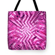 Moveonart Pink Shock Tote Bag