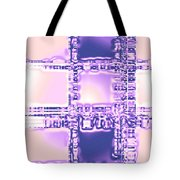 Moveonart Plan To Be A City Man Tote Bag