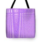 Moveonart Purple Cords Tote Bag