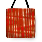 Moveonart Red Gold Protection Tote Bag