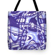 Moveonart San Francisco Window 5 Tote Bag