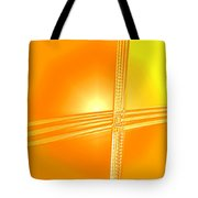 Moveonart Shift In Time One Tote Bag