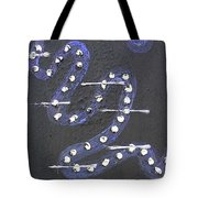 Moveonart Snake And Moon Tote Bag