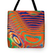 Moveonart Spontaneous Abstract 1 Tote Bag