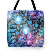 Moveonart Textural Pop Art 1 Tote Bag
