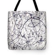 Moveonart Texture And Soul 1 Tote Bag