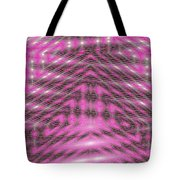 Moveonart Textured Dimensions 1 Tote Bag