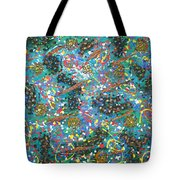 Moveonart The Celebration Tote Bag