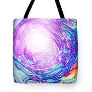 Moveonart The Plan The Calling The Way Tote Bag