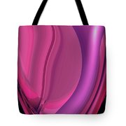 Moveonart The Red Passion Tote Bag