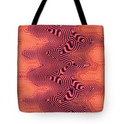 Moveonart The Vision Shall Go Forth Tote Bag